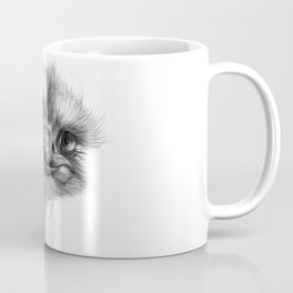 Hello-you ostrich sk130 Coffee Mug