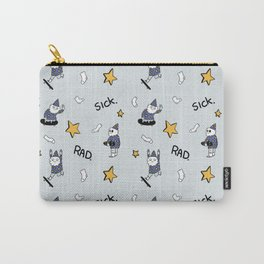 Sick wizards grey Carry-All Pouch