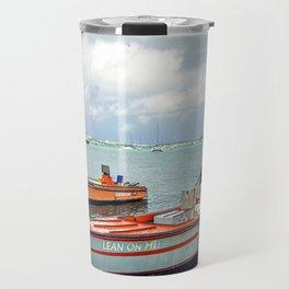 Lean on Me Travel Mug