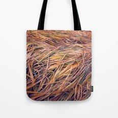 autumn grass Tote Bag