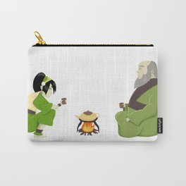 Cup of Tea with Iroh Carry-All Pouch