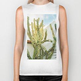 California Cactus Biker Tank