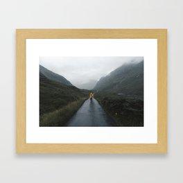 Skyfall - Landscape Photography Framed Art Print