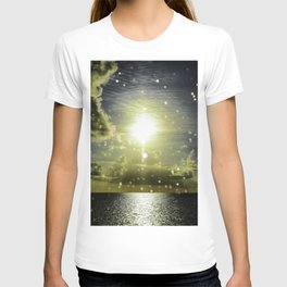 Rainy Sunrise. T-shirt