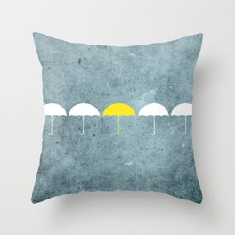 HIMYM Throw Pillow