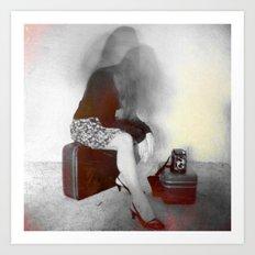 Contemplate Movement Art Print
