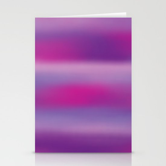 Purple Mist. Stationery Cards