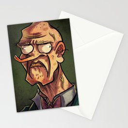 I Frown At You. Stationery Cards