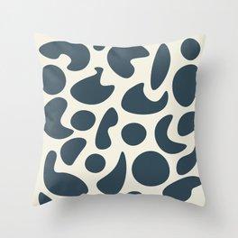 MID Throw Pillow