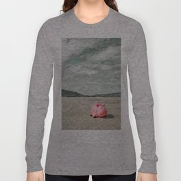 Piggy on holiday Long Sleeve T-shirt