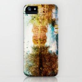 Mermaid on the Menominee iPhone Case