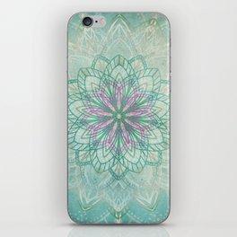 Mermaid Mandala iPhone Skin