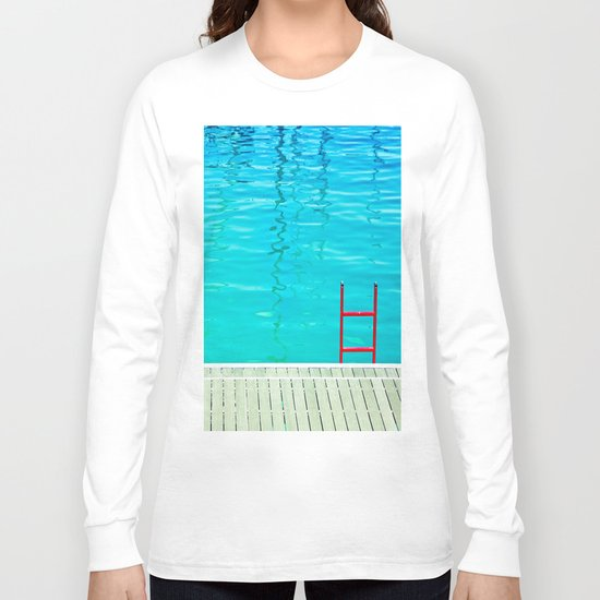 Red Ladder Long Sleeve T-shirt