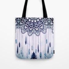 BOHO DREAMS MANDALA Tote Bag