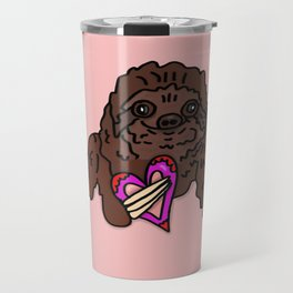 Romantic Sloth Travel Mug