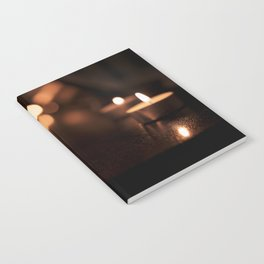 Candles Notebook