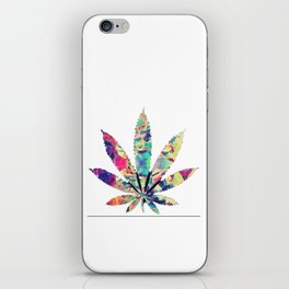 Psychedelic Maria iPhone Skin