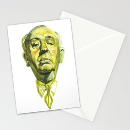 Sir Alfred Joseph Hitchcock Stationery Cards