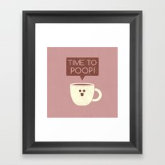 The Helper Framed Art Print