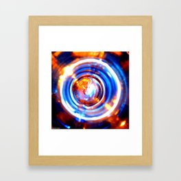 Centrifugal Light part 2 Framed Art Print