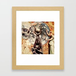 History of Religious Ideas Framed Art Print