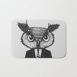 In Search of Wisdom (A Portrait of Perseverance) Bath Mat