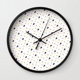 Fruit Salad (Small Pattern) Wall Clock