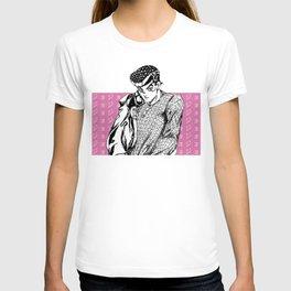 aesthetic josuke [white] T-shirt