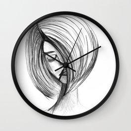 Girlie 01 Wall Clock