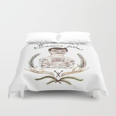 Handsome Fellow Duvet Cover