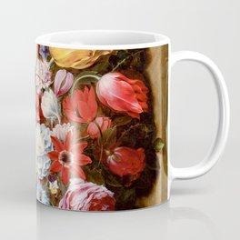 "Osias Beert ""Bouquet in a Niche"" Coffee Mug"