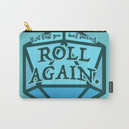 Roll Again Carry-All Pouch
