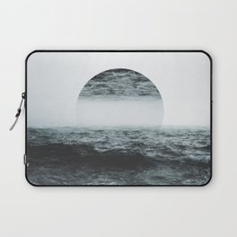 Staring at your ghost Laptop Sleeve