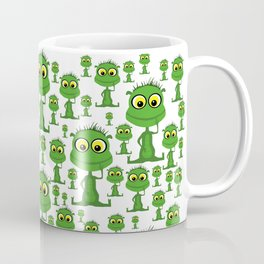 Population: Snood - Aliens - Outerspace - 57 Montgomery Ave Coffee Mug