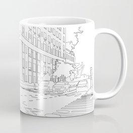 Street Corner Coffee Mug