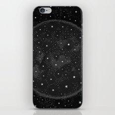 Starry Boho Moons iPhone & iPod Skin