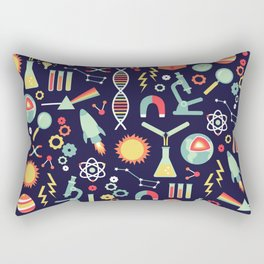 Science Studies Rectangular Pillow