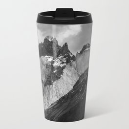 Patagonian Mountains Travel Mug