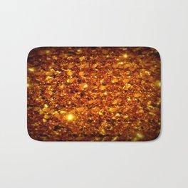 Copper Sparkle Bath Mat