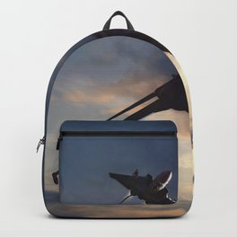 Morning Aerob(at)ics Backpack