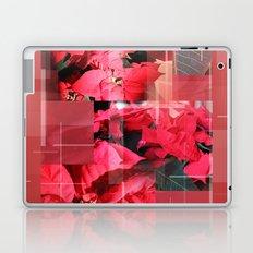 Poinsettia Dream Laptop & iPad Skin