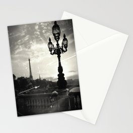 Mysterious Paris Stationery Cards