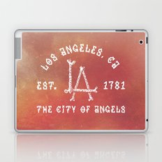 The City of Angels Laptop & iPad Skin