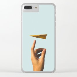 Midas Touch Clear iPhone Case