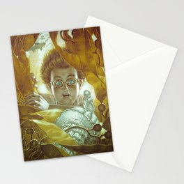 In the Kelp Forest Stationery Cards