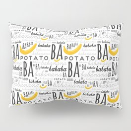 Minion - banana Pillow Sham