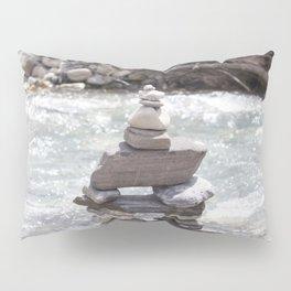 Johnson Canyon Inukshuk Pillow Sham