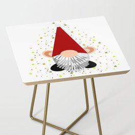 Santa - Gnome Side Table