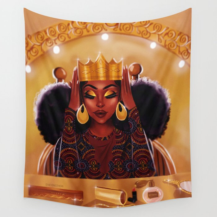 Royalty Wall Tapestry