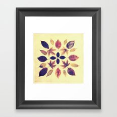 Leafdala Framed Art Print